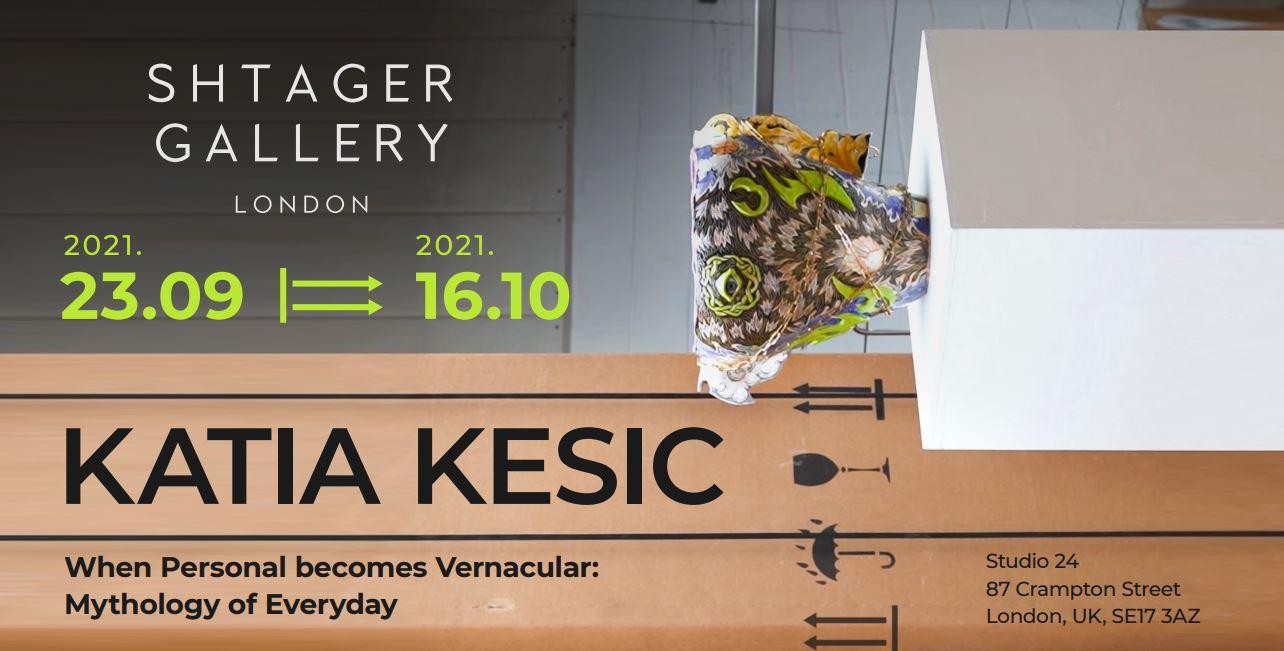 Katia Kesic. When Personal Becomes Vernacular: Mythology of Everyday